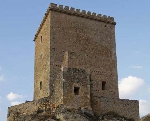 Castillo de Albar LLana