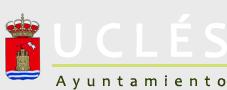 Web del Ayuntamiento de Uclés