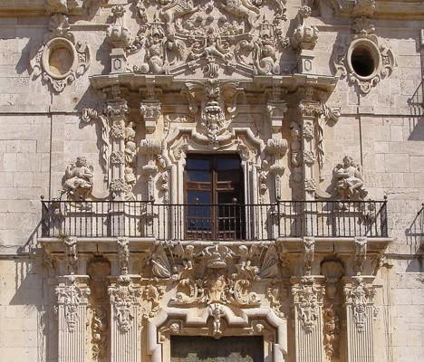 Fachada del Monasterio de Uclés