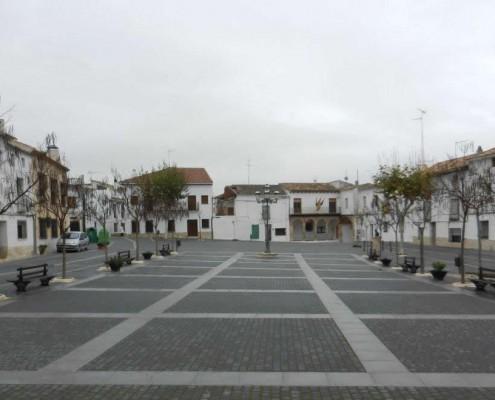 Plaza de Uclés